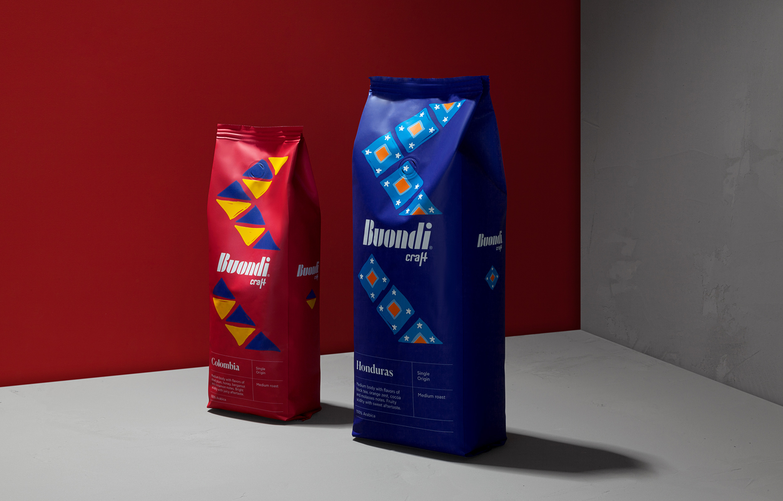 Buondi Craft Packaging