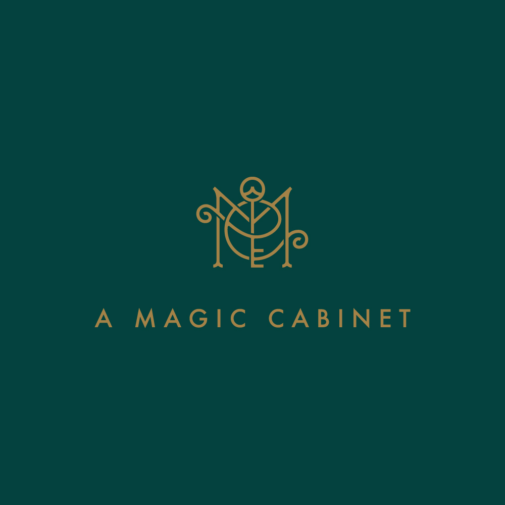 A Magic Cabinet visual identity